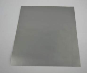 Thermal Conductive Graphite Foil -  Heat Spreader, 25 micron thickness,  20 x 30 cm, self-adhesive, with electrically insulating layer